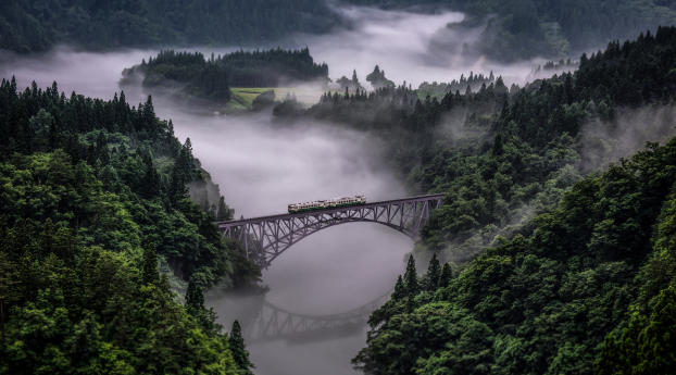 Tadami Line In Japan Wallpaper Hd City 4k Wallpapers Images Photos And Background