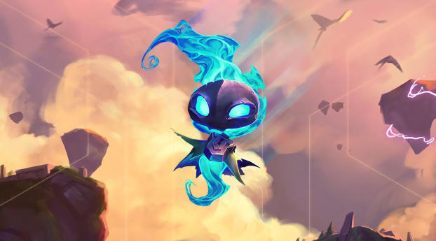 768x1280 Teamfight Tactics Hauntling Little Legends 768x1280 Resolution Wallpaper Hd Games 4k Wallpapers Images Photos And Background