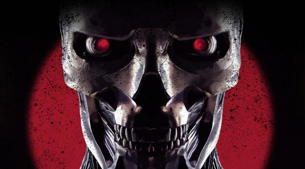 HD Wallpaper   Background Image Terminator Dark Fate 2019 Movie