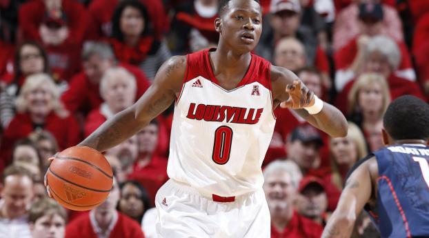 1125x2436 Terry Rozier Louisville Basketball Iphone Xs Iphone 10