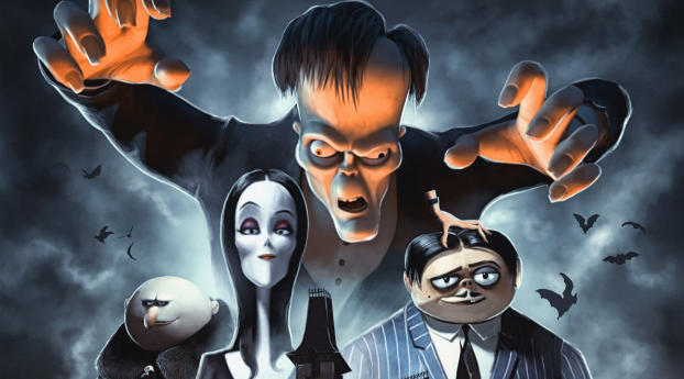 HD Wallpaper | Background Image The Addams Family