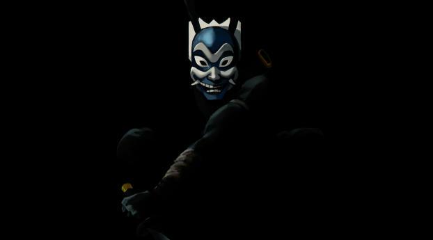 The Blue Spirit Wallpaper 3840x2400 Resolution