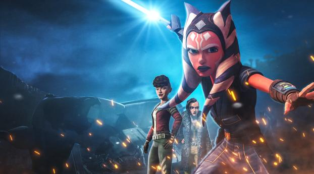 The Clone Wars Wallpaper