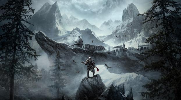 HD Wallpaper | Background Image The Elder Scrolls Online Greymoor