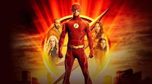The Flash 2021 Wallpaper