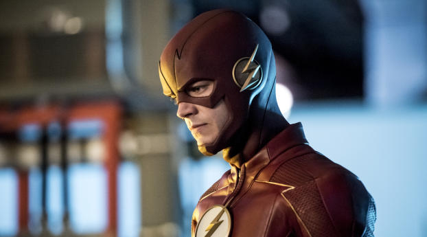 The Flash Season 4 2017 Wallpaper