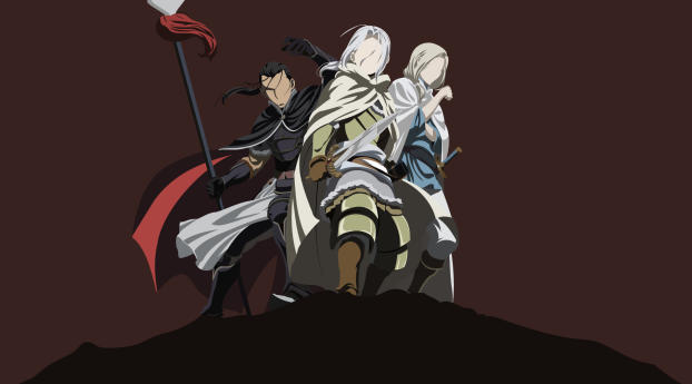 HD Wallpaper | Background Image The Heroic Legend of Arslan Team