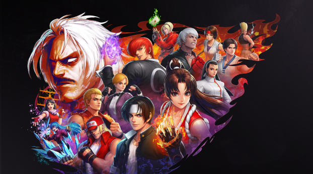 HD Wallpaper | Background Image The King Of Fighters