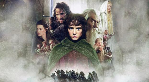 HD Wallpaper | Background Image The Lord of the Rings The Fellowship of the Ring
