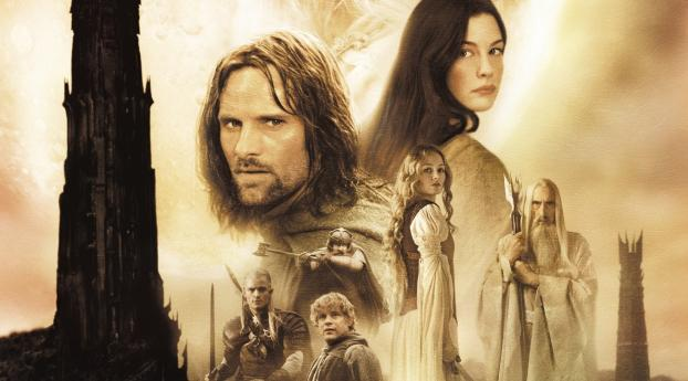 HD Wallpaper | Background Image The Lord of the Rings The Two Towers