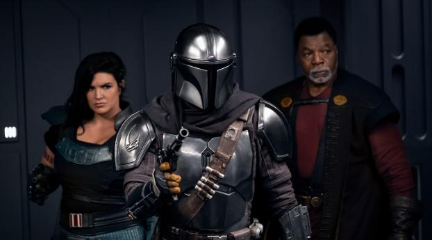 The Mandalorian Season 2 Team Wallpaper Hd Tv Series 4k Wallpapers Images Photos And Background