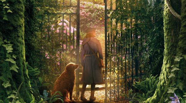 HD Wallpaper | Background Image The Secret Garden