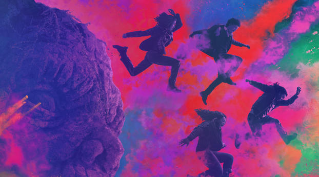 HD Wallpaper | Background Image The Walking Dead World Beyond