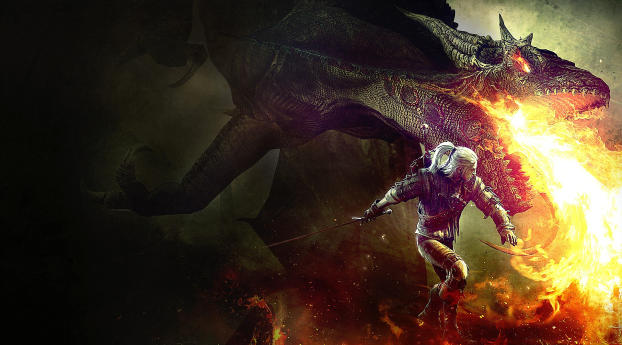 The Witcher 2 Assassins Of Kings Wallpaper
