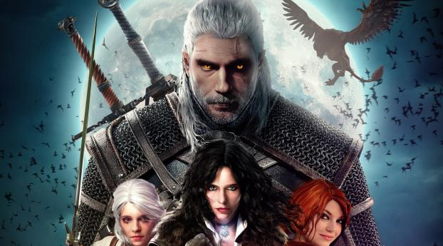 HD Wallpaper | Background Image The Witcher 2019