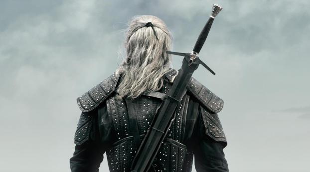 The Witcher Netflix Poster Wallpaper