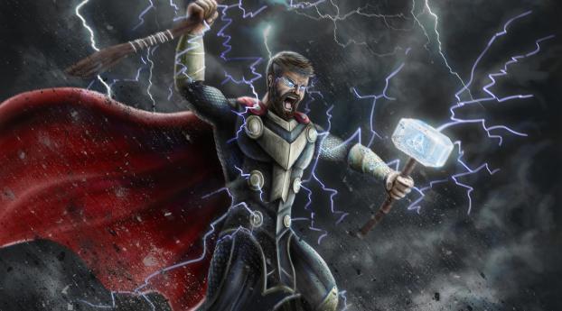Thor Wallpaper Iphone 7