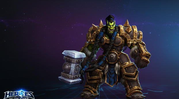 HD Wallpaper | Background Image Thrall In World Of Warcraft