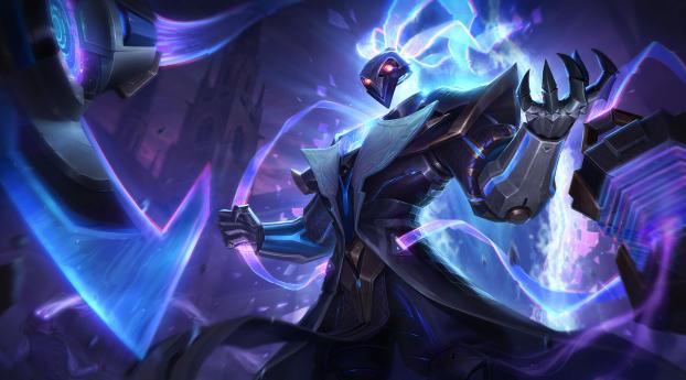 HD Wallpaper   Background Image Thresh League Of Legends