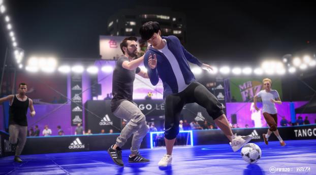 HD Wallpaper | Background Image Tokyo FIFA 20 8K
