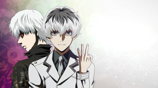 HD Wallpaper | Background Image Tokyo Ghoul [:re birth]