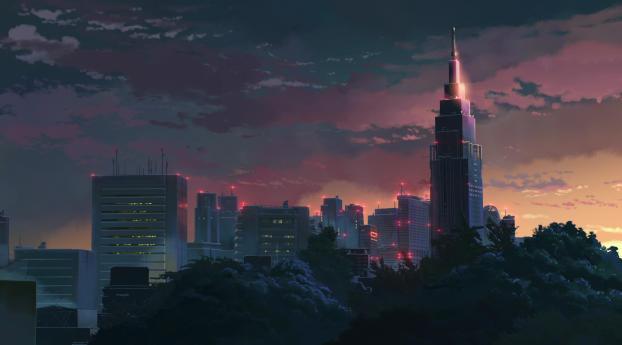 HD Wallpaper | Background Image Tokyo Shinjuku