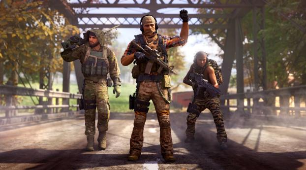 Tom Clancy's Ghost Recon Frontline Gaming Wallpaper