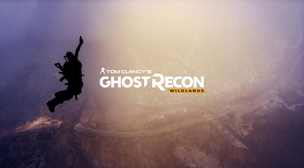 HD Wallpaper | Background Image Tom Clancys Ghost Recon Wildlands Logo