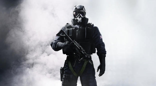 HD Wallpaper | Background Image Tom Clancys Rainbow Six Siege Soldier