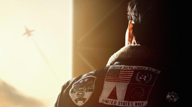 HD Wallpaper | Background Image Top Gun Maverick Poster