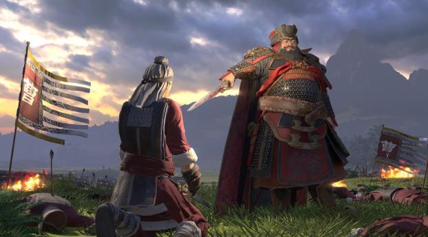 HD Wallpaper | Background Image Total War Three Kingdoms Game