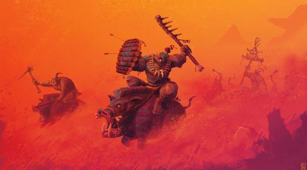 Total War Warhammer 2 Wallpaper