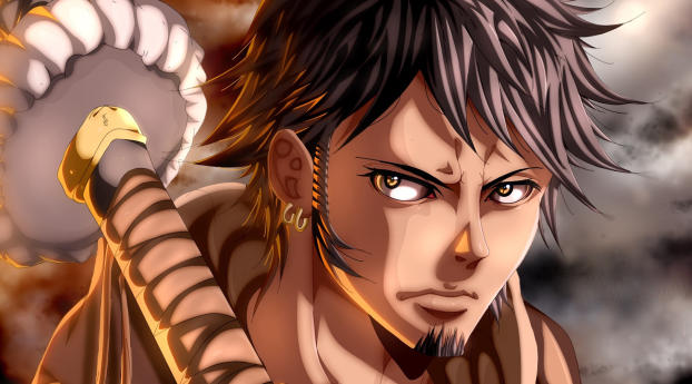 Trafalgar Law One Piece Anime Wallpaper Hd Anime 4k Wallpapers Images Photos And Background