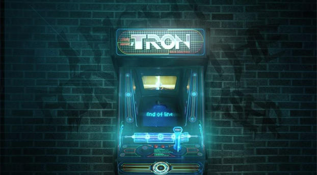 Tron Ares Fan Poster Wallpaper 1280x2120 Resolution