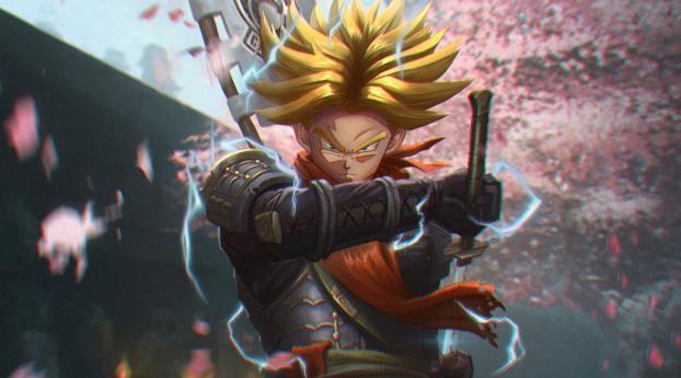 HD Wallpaper | Background Image Trunks Dragon Ball