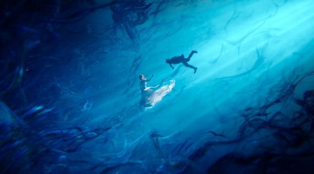 1080x2244 Underwater Final Fantasy 15 1080x2244 Resolution