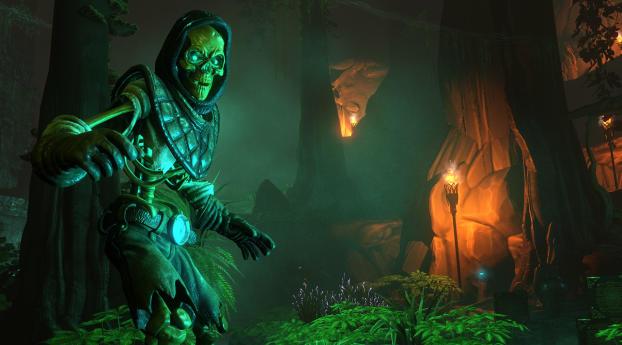 HD Wallpaper | Background Image Underworld Ascendant 2019 Game