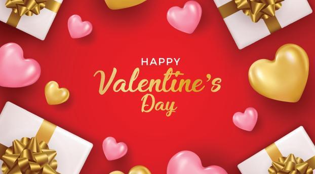 Valentine's Day 2021 Wallpaper 240x400 Resolution