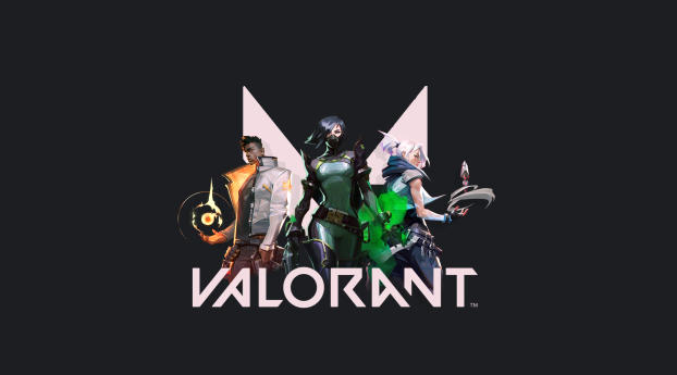 HD Wallpaper | Background Image Valorant 2020