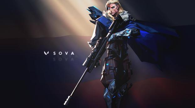 Valorant Sova New Wallpaper