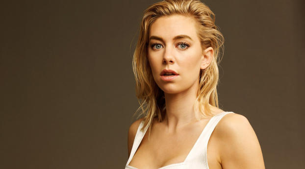 HD Wallpaper | Background Image Vanessa Kirby Face 2020