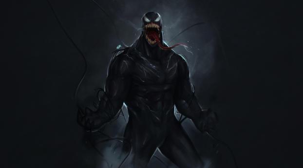 1242x2688 Venom Artwork Iphone Xs Max Wallpaper Hd Artist