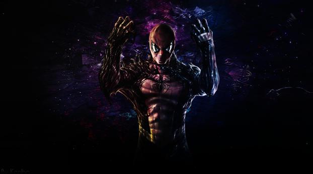 HD Wallpaper | Background Image Venom Spider-Man Comicbook