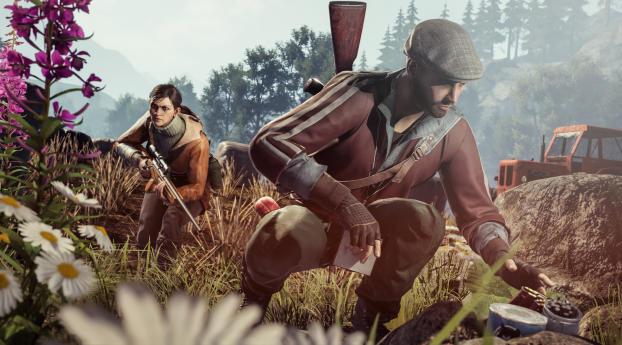 HD Wallpaper | Background Image Vigor 2019 Game