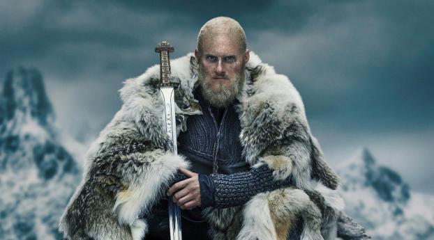 HD Wallpaper | Background Image Vikings Season 6