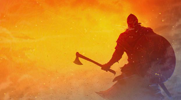 Vikings TV Show Background Wallpaper