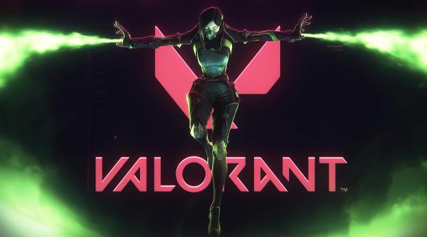 HD Wallpaper   Background Image Viper Valorant Poster