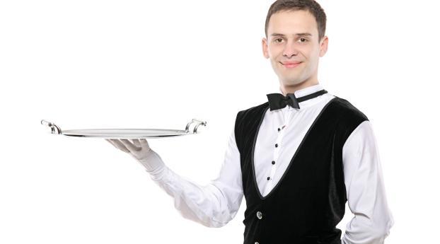 HD Wallpaper | Background Image waiter, tray, white background