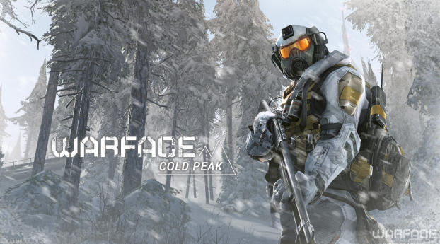 HD Wallpaper | Background Image Warface Soldiers In Forest