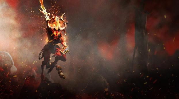 Warhammer Chaosbane Game Wallpaper